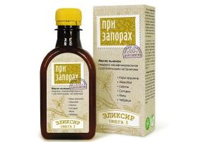 Льняное масло «При запорах»