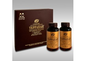 """ТерраПан """"Витамины красоты"""" с пантами алтайского марала, специализированный пищевой продукт диетического и профилактического питания."""