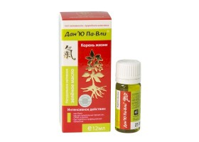 Нативное зелёное масло Дан'Ю Па-Вли. Для наружного применения